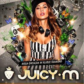 Imprezy: JUICY M, 5.11.2016 W KLUBIE DIAMOND W BIAŁEJ WSI
