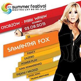 Festiwale: Summer Festival 2015