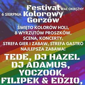 Festiwale: Festiwal Kolorowy Gorzów - IMPREZA ODWOŁANA