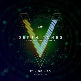 Muzyka klubowa: Depth Tones: Bredren | V Urodziny Breaky Vibes