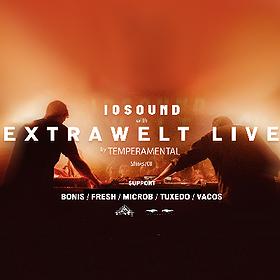 Muzyka klubowa: IOSound w/ EXTRAWELT LIVE by Temperamental