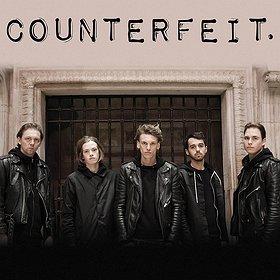 Koncerty: COUNTERFEIT / Proxima