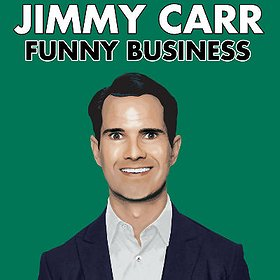 ": Jimmy Carr ""Funny business"""