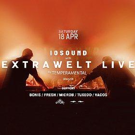Clubbing: IOSound w/ EXTRAWELT LIVE by Temperamental