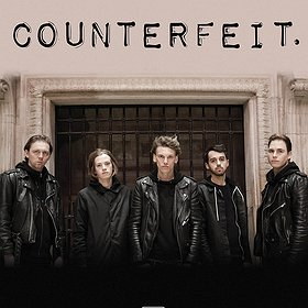 Koncerty: COUNTERFEIT / Blue Note
