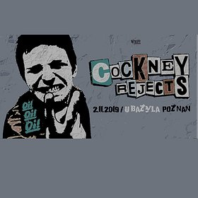 Pop / Rock: Cockney Rejects