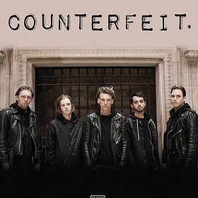 Koncerty: COUNTERFEIT / Alibi