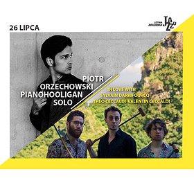 Koncerty: 11. LAJ: IN LOVE WITH / PIOTR ORZECHOWSKI PIANOHOOLIGAN