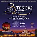 The 3 Tenors & Soprano | Warszawa