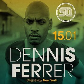 Imprezy: Dennis Ferrer