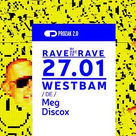 Muzyka klubowa: Rave or not to Rave w. Westbam