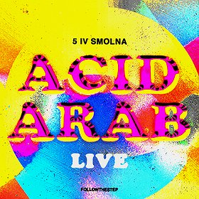 Koncerty: Acid Arab