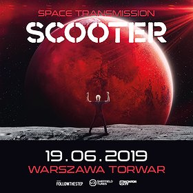 Koncerty: Space Transmission: Scooter