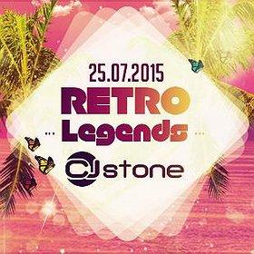 Imprezy: RETRO LEGEDNS - CJ STONE & DE