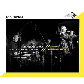 Koncerty: 11. LAJ: STANISŁAW SOYKA & WOJCIECH KAROLAK TRIO