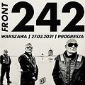 Clubbing: Front 242, Warszawa