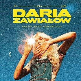 Concerts : Daria Zawiałow - Poznań | Nocny Targ Towarzyski
