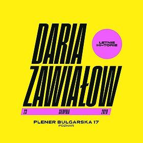 Koncerty : Daria Zawiałow w Poznaniu