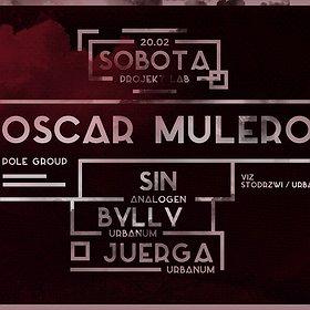 Events: Urbanum books OSCAR MULERO
