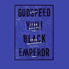 Concerts: Godspeed You! Black Emperor - WARSZAWA