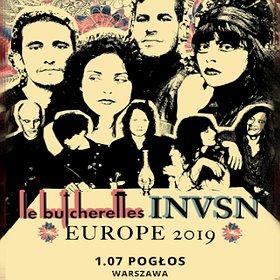 Pop / Rock: Le Butcherettes + INVSN - Warszawa