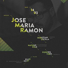 Imprezy: JOSE MARIA RAMON (Ibiza Global Radio, Spain)
