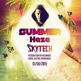 Imprezy: FROM HOUSE TO TRANCE with SKYTECH