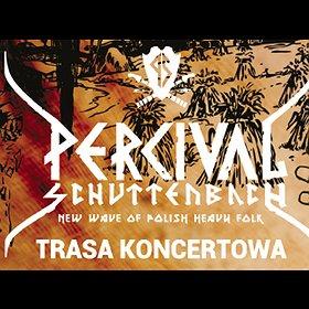 Koncerty: Percival Schuttenbach - Dziki Tur