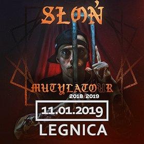Koncerty: Słoń - Legnica