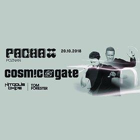 Muzyka klubowa: Pacha Poznań Ft. Cosmic Gate