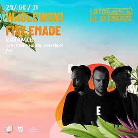 Hip Hop / Reggae : Lato w Plenerze | Waglewski Fisz Emade | Katowice