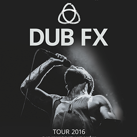 Koncerty: DUB FX live tour 2016