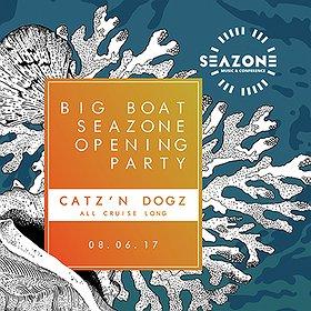 Imprezy: Big Boat SeaZone Opening x Catz N Dogz