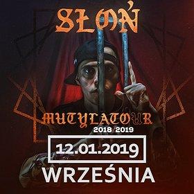 Koncerty: Słoń - Września