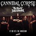 Hard Rock / Metal: CANNIBAL CORPSE + THE BLACK DAHLIA MURDER | WROCŁAW, Wrocław