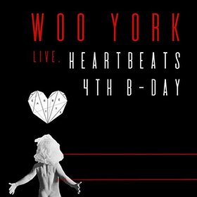 Imprezy: HeartBeats 4th b-day: Woo York live