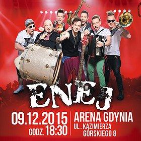 """Koncerty: ENEJ, koncert w ramach cyklu imprez """"NIEĆPA"""""""