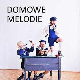Koncerty: Domowe Melodie: koncert + after party!