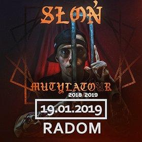 Concerts: Słoń - Radom