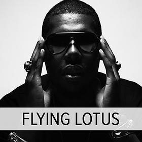 Koncerty: FLYING LOTUS