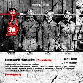 Concerts: TRZECI WYMIAR Odmienny Stan Świadomości Warszawa Klub 55
