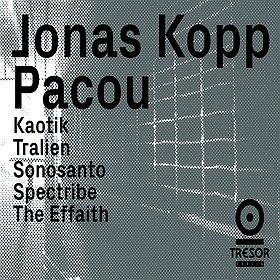 Imprezy: Tresor Showcase w/ Jonas Kopp + Pacou