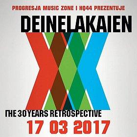 : Deine Lakaien - koncert specjalny 30-lecie istnienia