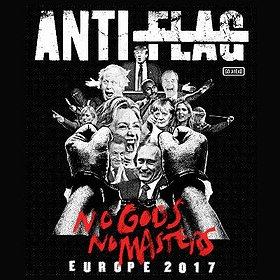 Koncerty: Anti-Flag