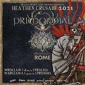 Heathen Crusade 2021 - Primordial, Naglfar, Rome | Warszawa