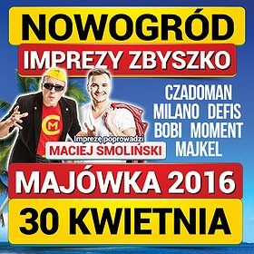 Festiwale: Nowogród Majówka 2016