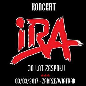 Koncerty: IRA - XXX - LECIE ZESPOŁU