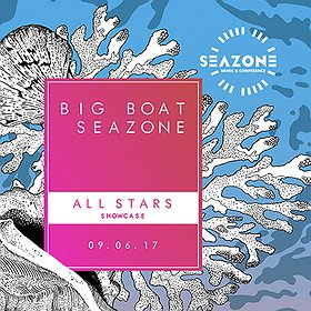 Festiwale: Big Boat SeaZone x All Starts Showcase