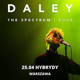 Koncerty: Daley