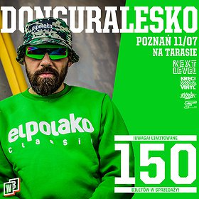 Hip Hop / Reggae: donGURALesko / Na Tarasie / Poznań